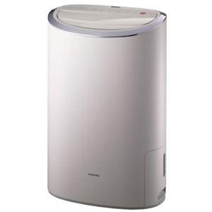 東芝 除湿乾燥機(コンプレッサー方式) ホワイト RAD-CP100-W - 拡大画像