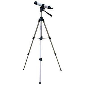 デビカ 天体望遠鏡+三脚付ラット - 拡大画像