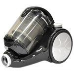 ベルソス サイクロン掃除機 サイクロニックマックス ジー ブラック VS-5201