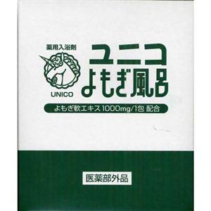 ユニコ よもぎ風呂 薬用入浴剤 20g×30包入 - 拡大画像