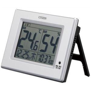 シチズン 温度・湿度計 白 8RD200-003 - 拡大画像