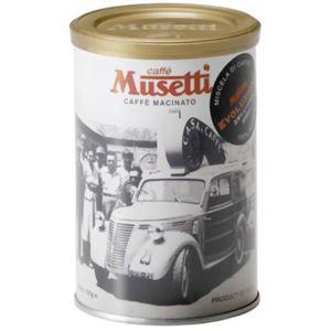 ムセッティー エボリューション コーヒーパウダー(挽き豆) 極細挽き 125g - 拡大画像