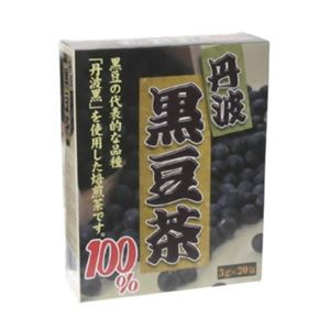 丹波黒豆茶100% 3g×20包