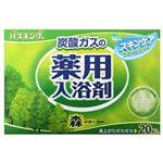 バスキング 発泡薬用入浴剤 森の香り 20錠入(入浴剤)
