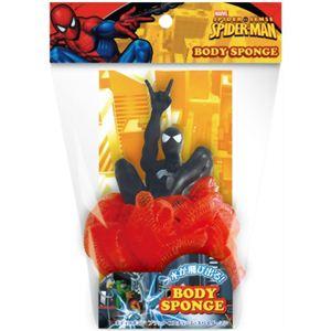水が飛び出る!ボディスポンジ ブラック・コスチューム・スパイダーマン - 拡大画像