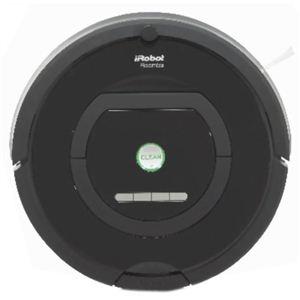 iRobot(アイロボット) ロボット掃除機 ルンバ 770 ブラック - 拡大画像