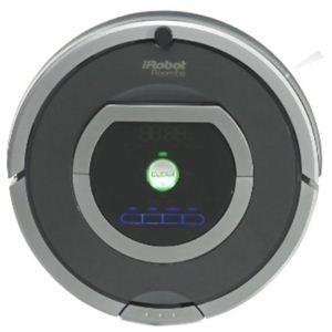 iRobot(アイロボット) ロボット掃除機 ルンバ 780 メタリックグレー - 拡大画像