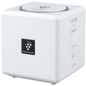 シャープ プラズマクラスターイオン発生機 ポータブルタイプ IG-EX20-W ホワイト系 - 拡大画像