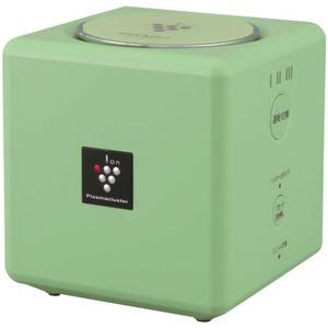 シャープ プラズマクラスターイオン発生機 ポータブルタイプ IG-EX20-G グリーン系 - 拡大画像