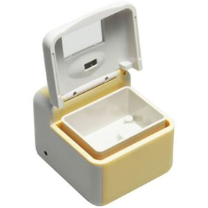 ケンコー 入れ歯洗浄機 KHB-401 - 拡大画像