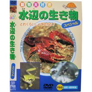 動物大好き 水辺の生き物スペシャル50 - 拡大画像