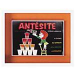 ユーパワー フレンチアートシリーズ ボックスフレーム モルヴァン 「ANTESITE」 FA-02077