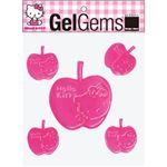 GelGems ハローキティバッグS ピンクリンゴ