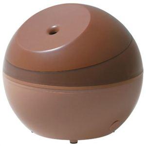 アピックス 超音波式アロマ加湿器 ブラウン AHD-060-BR - 拡大画像