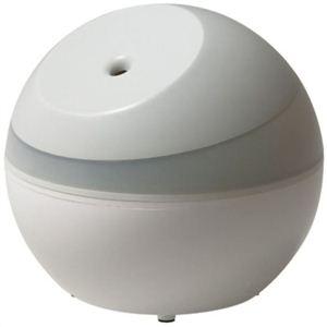 アピックス 超音波式アロマ加湿器 ホワイト AHD-060-WH - 拡大画像