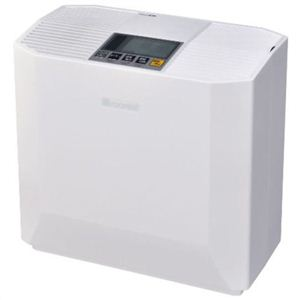 三菱重工 ハイブリッド加湿器(加熱気化式) ルーミスト クリアホワイト SHK50JR-W - 拡大画像