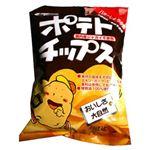 【ケース販売】創健社 ポテトチップス(化学調味料不使用) バターしょうゆ味 72g×20個入