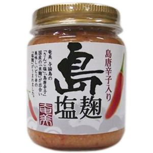 奄美島 塩麹 140g - 拡大画像