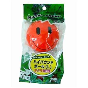玩具・プレイ&トレーニング ハイバウンドボール L RT201 - 拡大画像