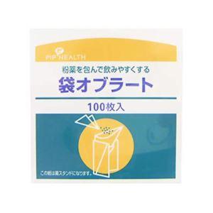 (まとめ買い)ピップ 袋オブラート 100枚入×6セット