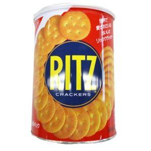 ナビスコ リッツ 保存缶 25枚×5パック - 拡大画像