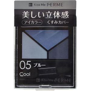 フェルム グラデーションアイカラー 05 ブルー - 拡大画像