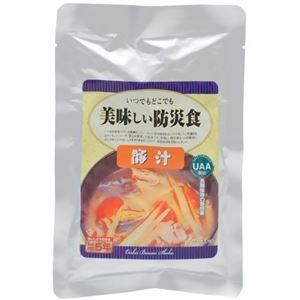 美味しい防災食 豚汁 180g - 拡大画像