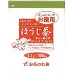 お茶の丸善 お徳用ほうじ茶 ティーパック 1.2g×100P