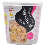 永谷園 「冷え知らず」さんの生姜プゴク風スープ 16.6g×6個