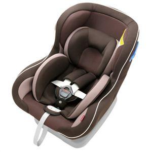 リーマン 新生児対応チャイルドシート パミオウーノEX-2 ブラウン 77715 - 拡大画像