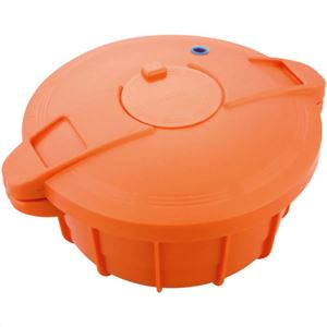 MEYER 電子レンジ圧力鍋 オレンジ MPC-2.3OR - 拡大画像