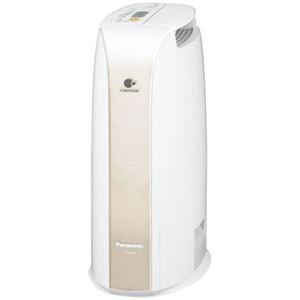 Panasonic(パナソニック) デシカント方式除湿乾燥機 F-YZJX60-N(シャンパン) - 拡大画像