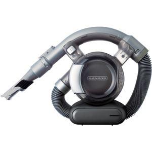 ブラック&デッカー 充電式ハンディクリーナー flexi(フレキシー)II PD1400T チタン - 拡大画像