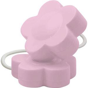 (まとめ買い)PRISMATE(プリズメイト) 超音波式フローティング加湿器 USB Bloom DOUBLE(ブルーム ダブル) BBH-68-PK ピンク×2セット - 拡大画像