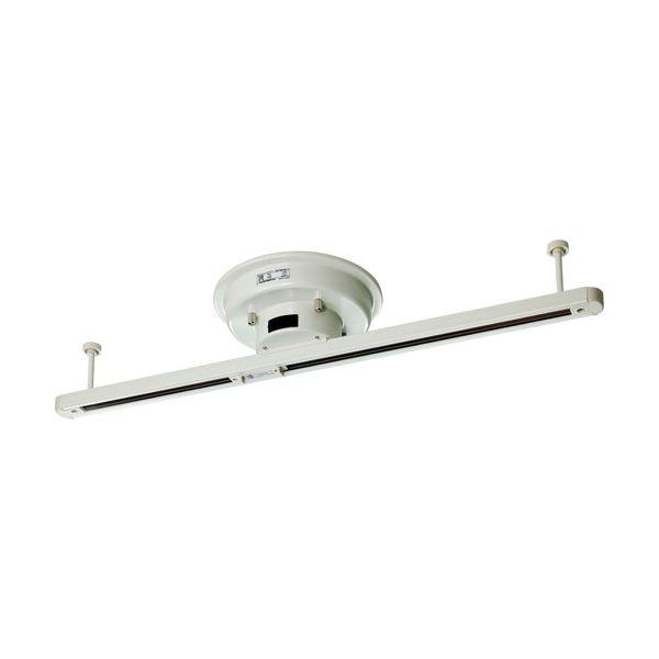おしゃれでシンプルなデザイン照明 ELPA リモコンシーリングバー 60cm LRC-RSL60(IV)