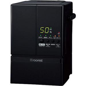 (まとめ買い)三菱重工 スチームファン蒸発式加湿器 ルーミスト 漆黒 SHE60MD-K×2セット - 拡大画像