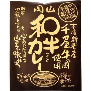 (まとめ買い)岡山 和牛カレー 200g×5セット - 拡大画像