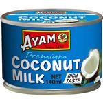 (まとめ買い)アヤム ココナッツミルク 140ml×15セット