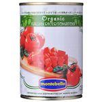(まとめ買い)モンテベッロ オーガニック・ダイストマト 400g×5セット