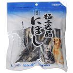 (まとめ買い)極上逸品 にぼし (犬猫用) 150g×10セット