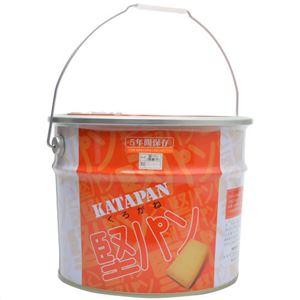 (まとめ買い)くろがね堅パン スチール缶入り 5枚入×34袋×2セット - 拡大画像