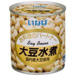 (まとめ買い)いなば 大豆水煮 300g×15セット