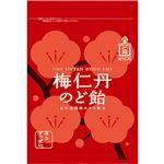 (まとめ買い)梅仁丹 のど飴 60g×15セット