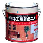 (まとめ買い)アサヒペン 油性木工用着色ニス ゴールデンオーク 0.7L×2セット