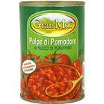 (まとめ買い)グラン・ムリ カットトマト缶 400g×10セット