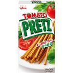(まとめ買い)グリコ トマトプリッツ 60g×10個×2セット
