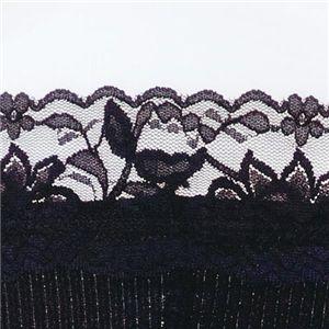 寝ながら ヒップ&骨盤補整 シェイプスパッツ 小悪魔バージョン 黒 M-L