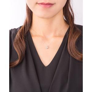 クロスフォーDancing Heart(ダンシングハート) DH-018 【Ring】 ダイヤモンドペンダント/ネックレス f04