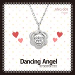 ダンシングエンジェル Dancing Stoneシリーズ(ダンシングストーン) 【Flower】 ペンダント ANG-009