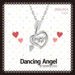 ダンシングエンジェル Dancing Stoneシリーズ(ダンシングストーン) 【Loving】 ペンダント ANG-014